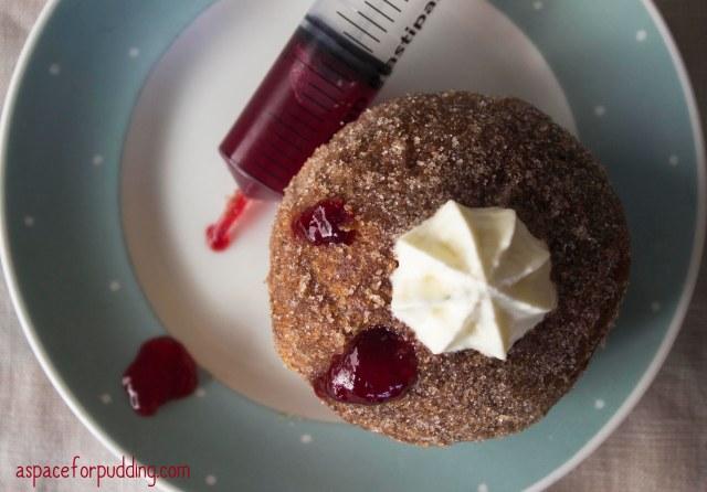 donut close up 1 large